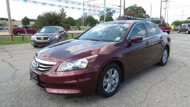 2011 Honda Accord for sale at Minden Autoplex in Minden LA