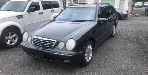 2003 Mercedes-Benz E-Class for sale at AUTO OUTLET in Taunton MA