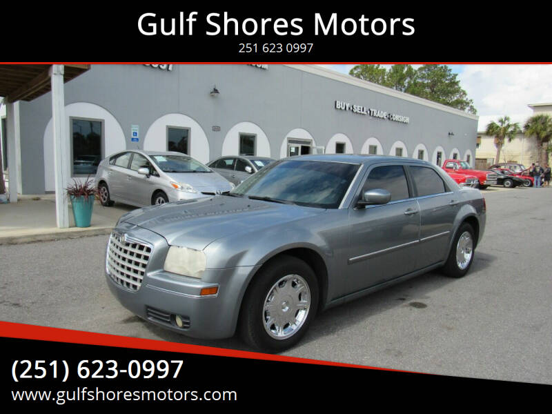 2006 Chrysler 300 for sale at Gulf Shores Motors in Gulf Shores AL