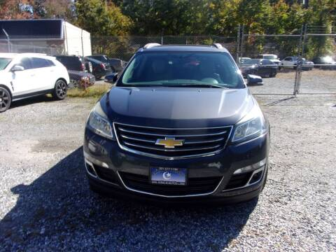 2014 Chevrolet Traverse for sale at Balic Autos Inc in Lanham MD