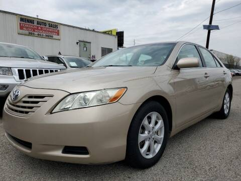 2009 Toyota Camry for sale at MENNE AUTO SALES in Hasbrouck Heights NJ