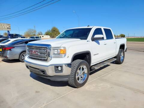 2014 GMC Sierra 1500 for sale at A AND A AUTO SALES in Gadsden AZ