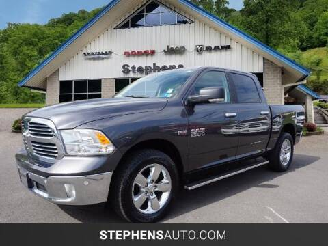 2017 RAM Ram Pickup 1500 for sale at Stephens Auto Center of Beckley in Beckley WV