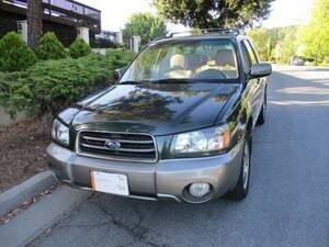2005 Subaru Forester for sale at Inspec Auto in San Jose CA