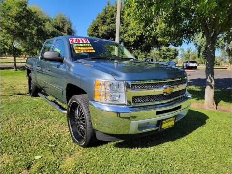 2013 Chevrolet Silverado 1500 for sale at D & I Auto Sales in Modesto CA