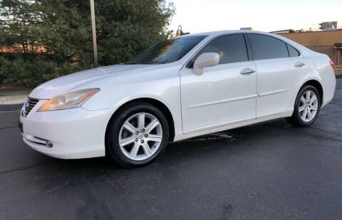 2007 Lexus ES 350 for sale at Branford Auto Center in Branford CT