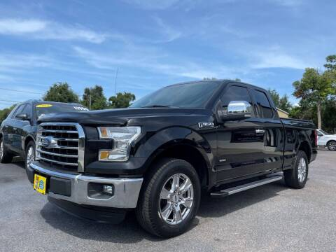 2016 Ford F-150 for sale at Upfront Automotive Group in Debary FL