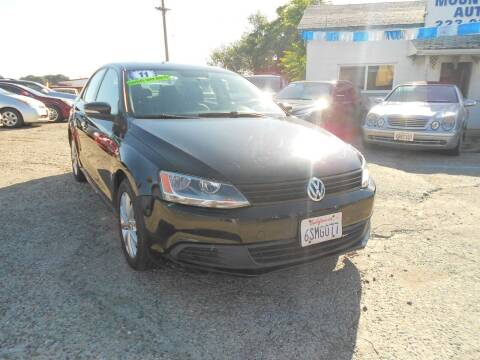 2011 Volkswagen Jetta for sale at Mountain Auto in Jackson CA