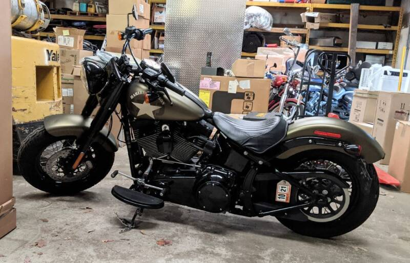 2016 Harley-Davidson FLSS for sale at Hal's Auto Sales in Suffolk VA