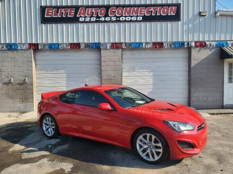 2013 Hyundai Genesis Coupe for sale at Elite Auto Connection in Conover NC