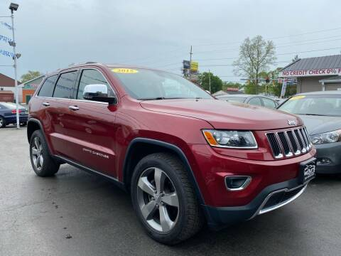 2015 Jeep Grand Cherokee for sale at WOLF'S ELITE AUTOS in Wilmington DE