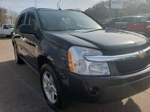 2005 Chevrolet Equinox for sale at Gordon Auto Sales LLC in Sioux City IA