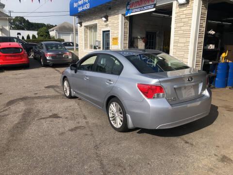 2012 Subaru Impreza for sale at Caravan Auto in Cranston RI