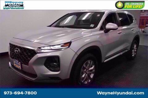2019 Hyundai Santa Fe for sale at Wayne Hyundai in Wayne NJ