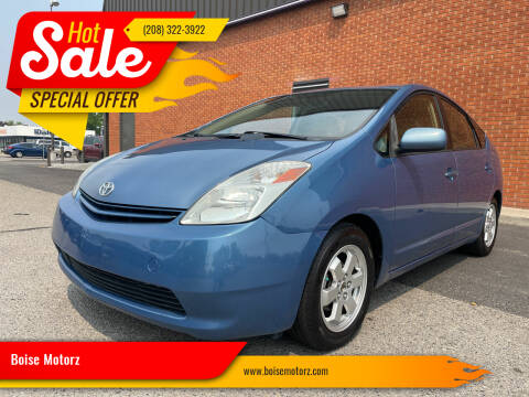 2005 Toyota Prius for sale at Boise Motorz in Boise ID