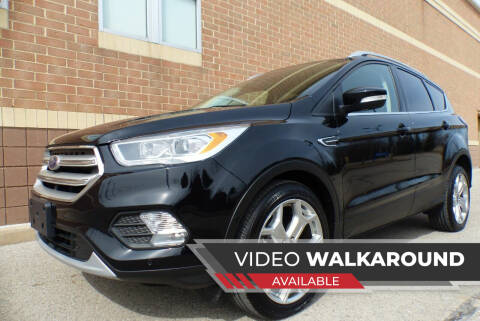2019 Ford Escape for sale at Macomb Automotive Group in New Haven MI