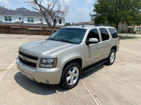 2014 Chevrolet Tahoe for sale at GT Auto in Lewisville TX