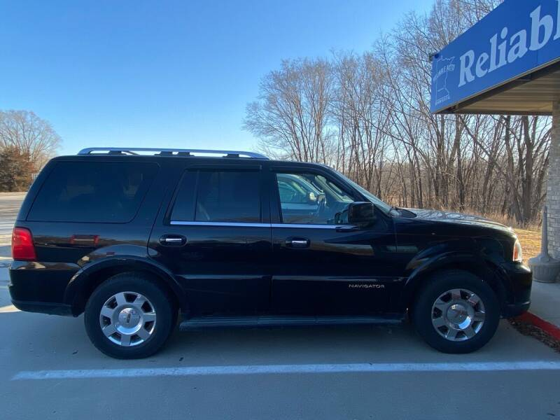 2006 Lincoln Navigator for sale at Reliable Auto in Cannon Falls MN