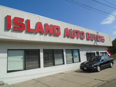 2000 Mercedes-Benz E-Class for sale at Island Auto Buyers in West Babylon NY