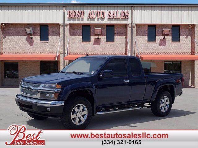 2011 Chevrolet Colorado for sale at Best Auto Sales LLC in Auburn AL