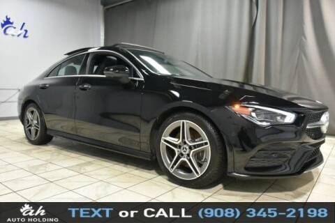 2020 Mercedes-Benz CLA for sale at AUTO HOLDING in Hillside NJ
