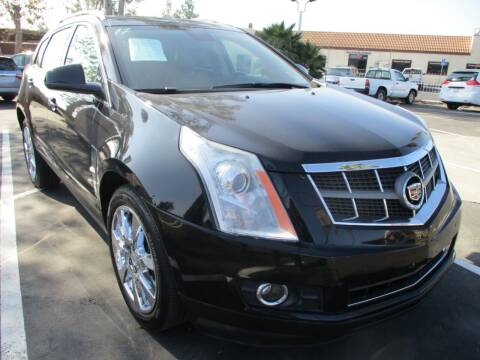 2012 Cadillac SRX for sale at F & A Car Sales Inc in Ontario CA