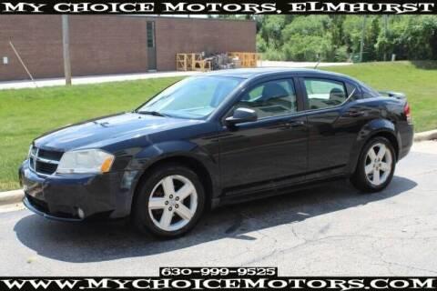 2008 Dodge Avenger for sale at My Choice Motors Elmhurst in Elmhurst IL