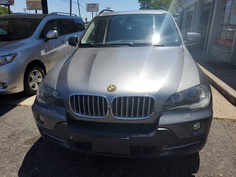 2009 BMW X5 for sale at Coliseum Auto Sales & SVC in Charlotte NC