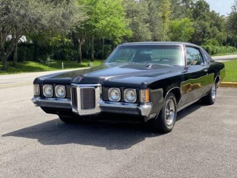 1969 Pontiac Grand Prix for sale at Classic Car Deals in Cadillac MI