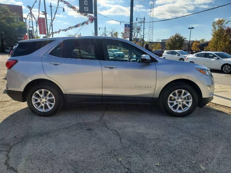 2018 Chevrolet Equinox for sale at ECONOMY AUTO MART in Chicago IL