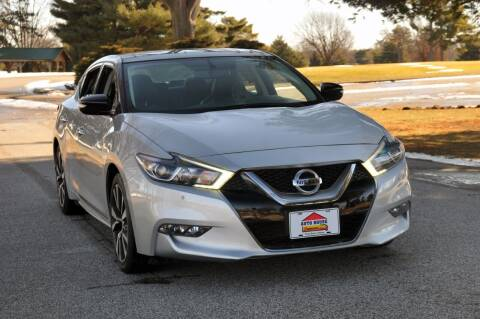 2017 Nissan Maxima for sale at Auto House Superstore in Terre Haute IN