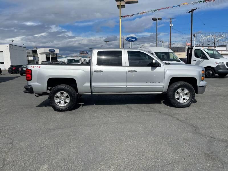 2015 Chevrolet Silverado 1500 for sale at Better All Auto Sales in Yakima WA