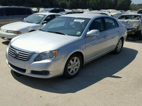 2008 Toyota Avalon for sale at New City Auto - Parts in South El Monte CA