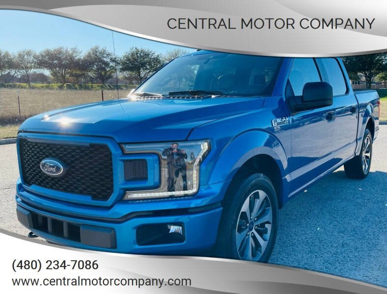 2019 Ford F-150 for sale at Central Motor Company in Austin TX
