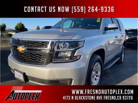 2017 Chevrolet Tahoe for sale at Fresno Autoplex in Fresno CA