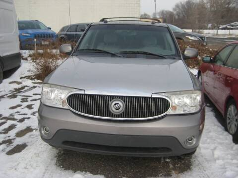2005 Buick Rainier for sale at Northtown Auto Sales in Spring Lake MN