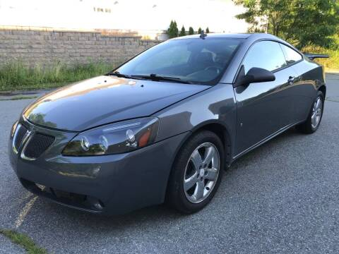2008 Pontiac G6 for sale at Kostyas Auto Sales Inc in Swansea MA