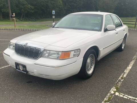 2000 Mercury Grand Marquis for sale at Mula Auto Group in Somerville NJ