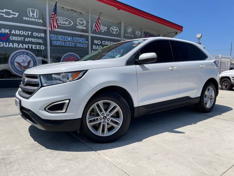 2015 Ford Edge for sale at VR Automobiles in National City CA