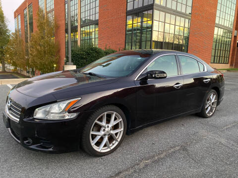 2010 Nissan Maxima for sale at Auto Wholesalers Of Rockville in Rockville MD