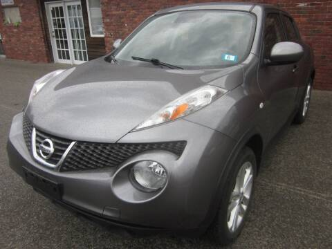 2013 Nissan JUKE for sale at Tewksbury Used Cars in Tewksbury MA