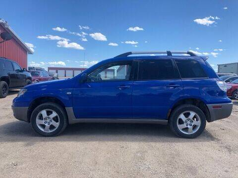 2003 Mitsubishi Outlander for sale at TnT Auto Plex in Platte SD