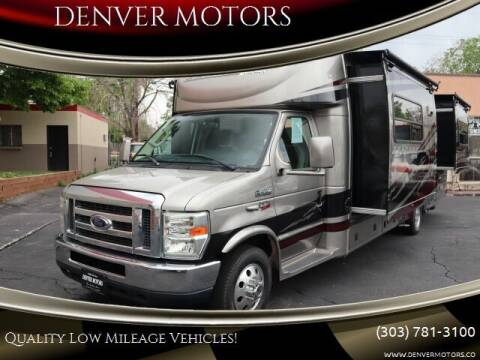 2011 Ford E-Series Chassis for sale at DENVER MOTORS in Englewood CO