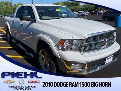 2010 Dodge Ram Pickup 1500 for sale at Piehl Motors - PIEHL Chevrolet Buick Cadillac in Princeton IL
