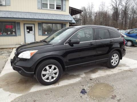 2009 Honda CR-V for sale at Country Side Auto Sales in East Berlin PA