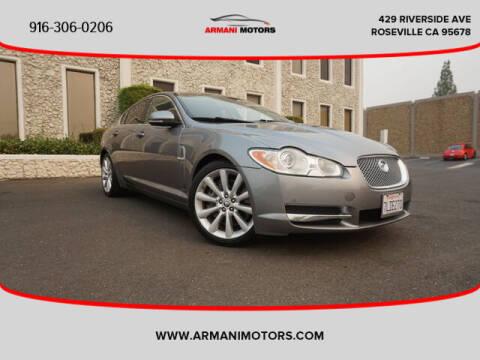 2010 Jaguar XF for sale at Armani Motors in Roseville CA