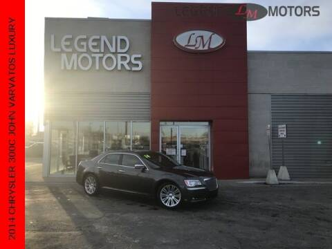 2014 Chrysler 300 for sale at Legend Motors of Detroit - Legend Motors of Ferndale in Ferndale MI