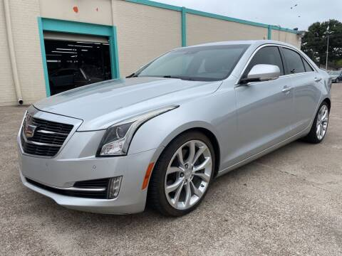 2016 Cadillac ATS for sale at Car Now in Dallas TX