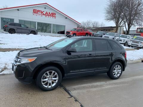 2013 Ford Edge for sale at Efkamp Auto Sales LLC in Des Moines IA