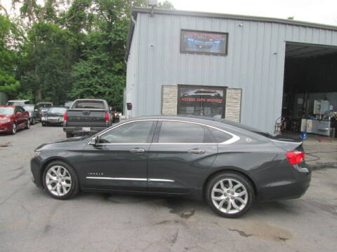 2014 Chevrolet Impala for sale at Access Auto Brokers in Hagerstown MD